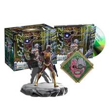 Iron Maiden 'Somewhere In Time' Collector's Edition CD Box w/ Figurine - NEW