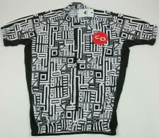 Coconut Ropamo Summer Men Cycling Jersey Road Bike Shirt Short Size XL