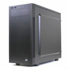 Corsair Carbide Series 88R (CC-9011086-WW) MicroATX Mid-Tower Case - Black