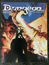 *SHIPS FREE* AD&D/D&D * DUNGEON Magazine # 43 * Dragonlance Forgotten Realms +++