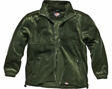REDUCED Dickies Seville Fleece Jacket Comfortable Casual Warm Zip Pockets New