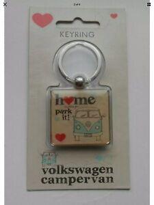 VW Keyring - Volkswagen  Campervan Pendant