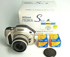 NIKON PRONEA S kit con IX-NIKKOR 30-60/4-5,6 e 2 Film APS 25 P Scadute