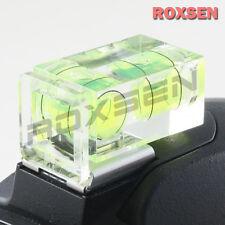 2 Axes Universel Niveau à Bulle Griffe Sabot Flash pour Hot Shoe Canon Nikon