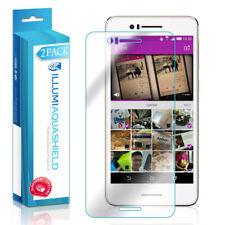 2x iLLumi AquaShield Crystal HD Clear Screen Protector for HTC Desire 728