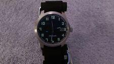 W3 Flieger Anonym w/ Swiss ETA 2824, Sterile 100 m WR pilots watch