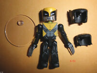 X-MEN minimates WOLVERINE payback EXCLUSIVE logan figure avengers marvel toy