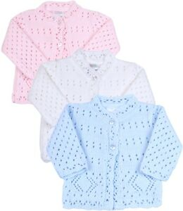 BabyPrem Baby Clothes Premature Early Tiny Boys Girls Knitted Cardigan Cardi