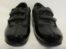 Women SoftWalk Montreal Black Patent Leather S1361-005 Walking Shoes 11 WW