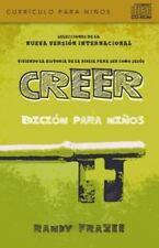 Creer - Curriculo Para Ninos DVD: Pensar, Actuar y Ser Como Jesus (DVD Audio)