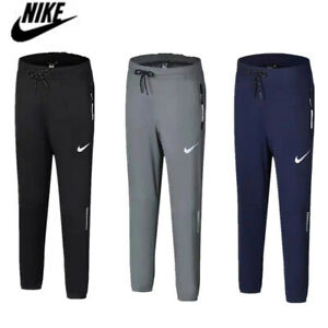 Nike Mens Quick Dry Sportswear Joggers Running Track Pants Trousers