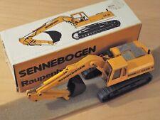 1/50 Scale Conrad Die-Cast 2814, SENNEBOGEN SR26 Tracked Excavator, 99.8% MINT