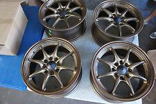 """JDM 15"""" MF8 MF10 Style wheels rims Honda ctr itr ek9 ef8 ef9 sb3 eg6 cb3 MUGEN"""