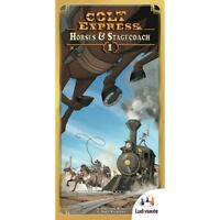 Colt Express : Horses and Stagecoach Expansion - NEW