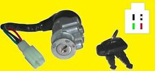 Ignition Switch For Honda NV 50 MS D Stream 1984 (0050 CC)