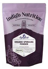 Organic Spirulina Powder - 1kg - Indigo Herbs