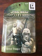 Star Wars Battlefront Scout Trooper action figure