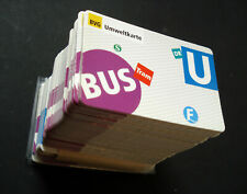 169 x BVG Umweltkarte konvolut lot