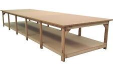 Huge work bench 6 x 1.8m