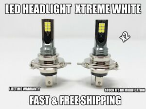 Factory Fit LED Headlight Bulb for Mitsubishi Montero Sport High & Low 1997-1999
