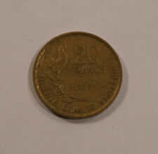20 Francs Frankreich France 1951 Republique Francaise (C4)