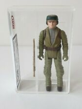 Vintage Star Wars Rebel Commando UKG 85 Graded.