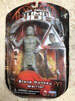 Lara Croft Tomb Raider- 6 Inch Action Figure- Stone Monkey Warrior