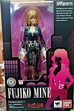 Figuarts-Fujiko Lupin III Tamashii in magazzino Nations SH * Nuovo /& UFFICIALE *