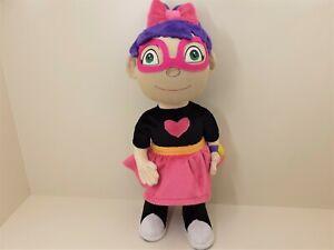 Abby Hatcher plush doll