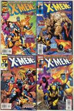 X-Men Liberators #1 to #4 complete series (Marvel 1998)