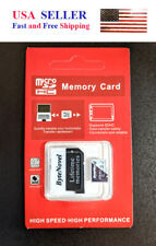 ByteNovel 8GB Micro SD Card 8 gb  TF Class 10 Dashcam cellphone Etc microSD