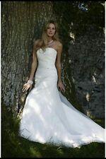 Rowena Wedding Dress by Romantica - Ivory Size 8 Petite