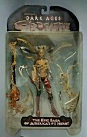 Todd McFarlane's Dark Ages SPAWN The SKULL QUEEN Ultra Action Figure 1998 Sealed