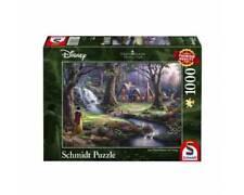 Schmidt Spiele 59485 Thomas Kinkade Disney Snow White Jigsaw Puzzle Multi-colou