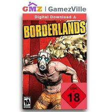 Borderlands Steam Key PC Game Digital download code [UE/US/multi]