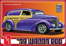 1939 Wagon Rod Street Rods 1:25 AMT Model Kit Bausatz AMT1050