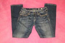 Miss Me Jeans JE5014T44L Straight Leg, Size 30