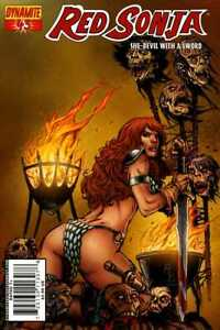 RED SONJA (2005) #43 Cover B  Back Issue