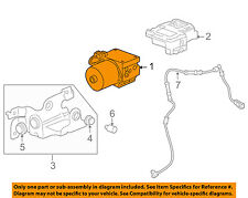 Chevrolet GM OEM 03-06 SSR ABS Anti-lock Brakes-Modulator Valve 15804290