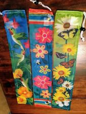 Birdseed Bird Seed Feeder Bag Sack Butterflies Flowers Hummingbirds Wildlife