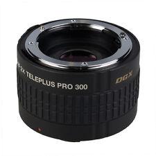 Kenko 2x Teleplus Pro 300 DGX Teleconverter for Nikon AF Camera Genuine