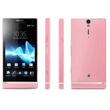 "Unlocked 4.3"" Sony Ericsson Xperia SL LT26ii 32GB Android Smartphone WiFi Pink"