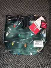 Harveys Seatbelt Mini Hopper Christmas Tree Bag Purse