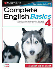 Complete English Basics 4 - Workbook by Rex K. Sadler Paperback Book