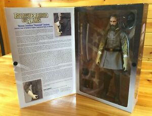 "Sideshow Brotherhood of Arms General Stonewall Jackson 12"" Figure Doll Civil War"