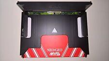 Neo Geo Mvs Consolized Arcade Sistema-cmvs