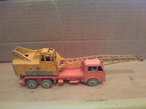 Dinky No.972  20 TON LORRY MOUNTED CRANE-UNBOXED