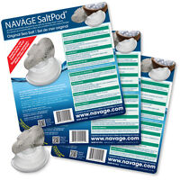 NAVAGE SALTPOD® THREE-PACK: 3 SaltPod 30-Packs (90 SaltPods)