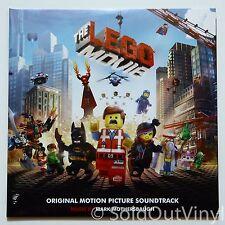 THE LEGO MOVIE Soundtrack (EMMET edition /300) vinyl LP *sealed* rare OST