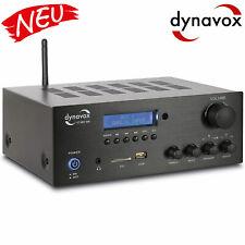 Dynavox Vt-80mk stereo Kompakt-verstärker schwarz